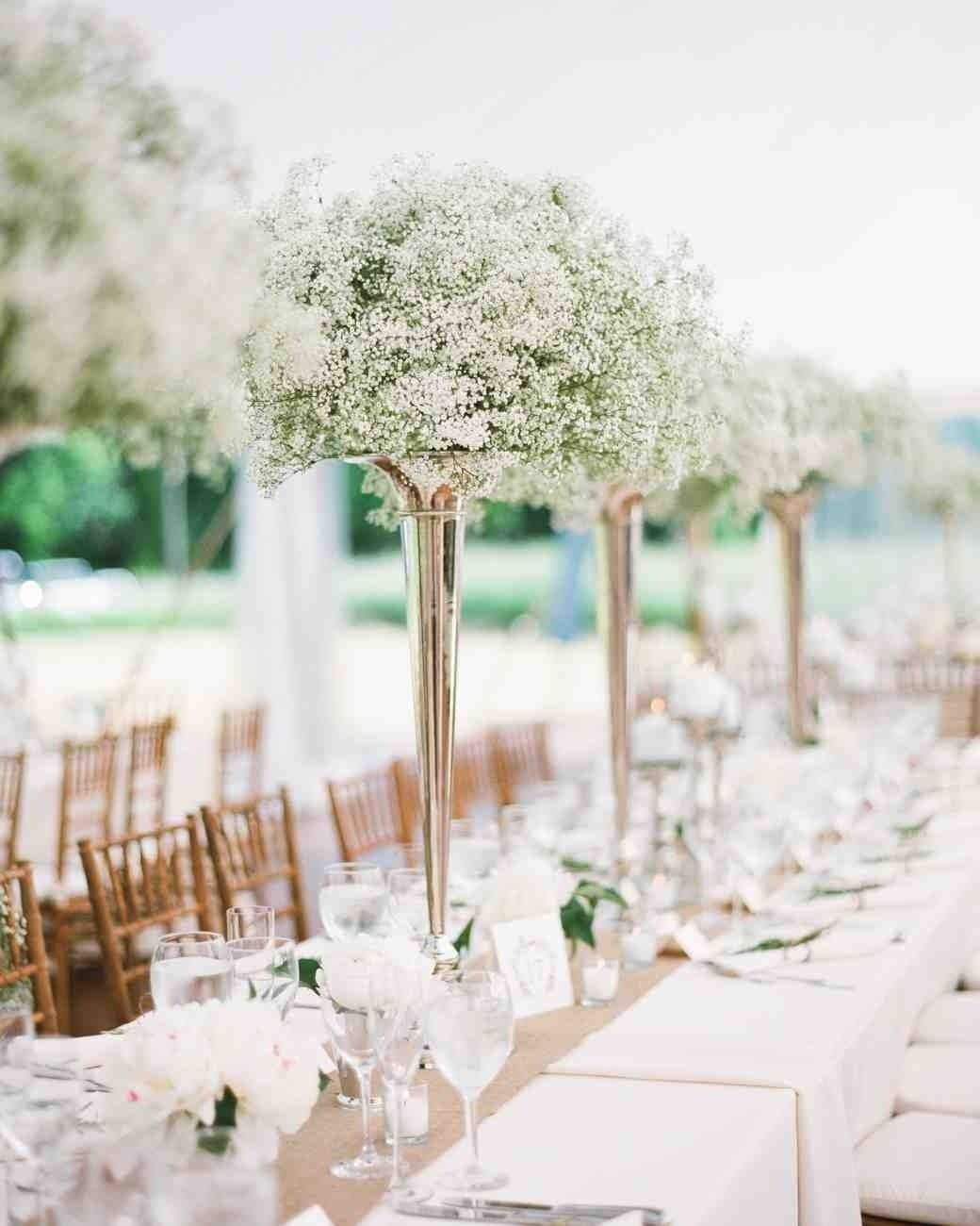 10 Beautiful Affordable Wedding Ideas Low Budget affordable wedding centerpieces that still look elevated martha