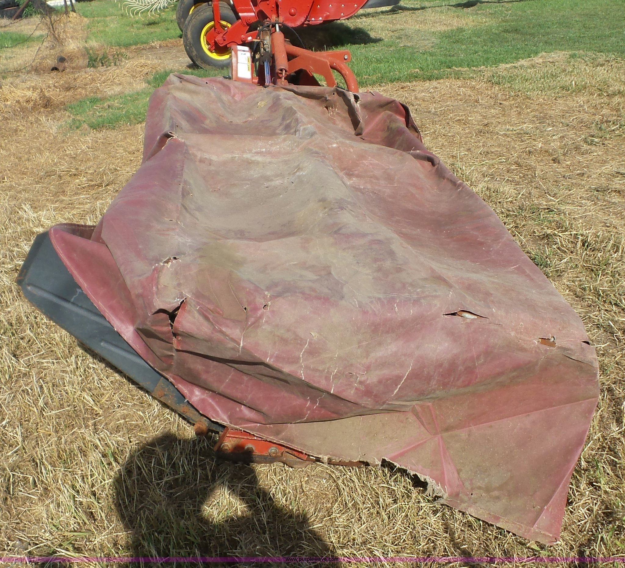 10 Most Recommended New Idea Disc Mower Parts agco new idea 5409 disc mower item bz9654 sold august 2 1 2020
