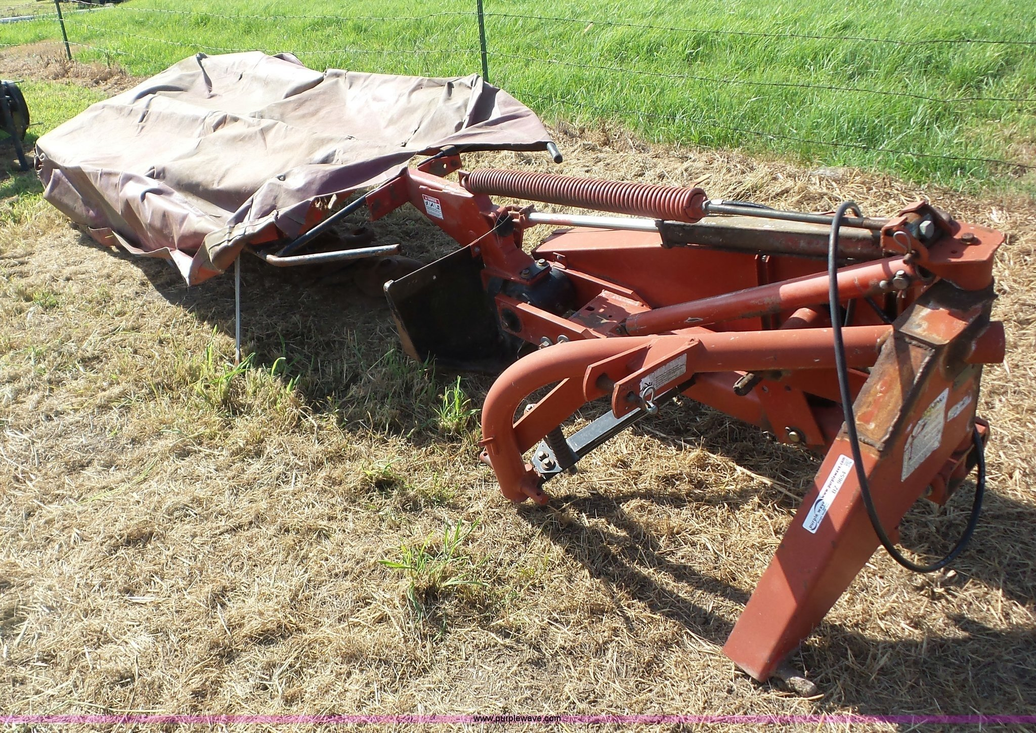 10 Most Recommended New Idea Disc Mower Parts agco new idea 5409 disc mower item bz9654 sold august 2 2020