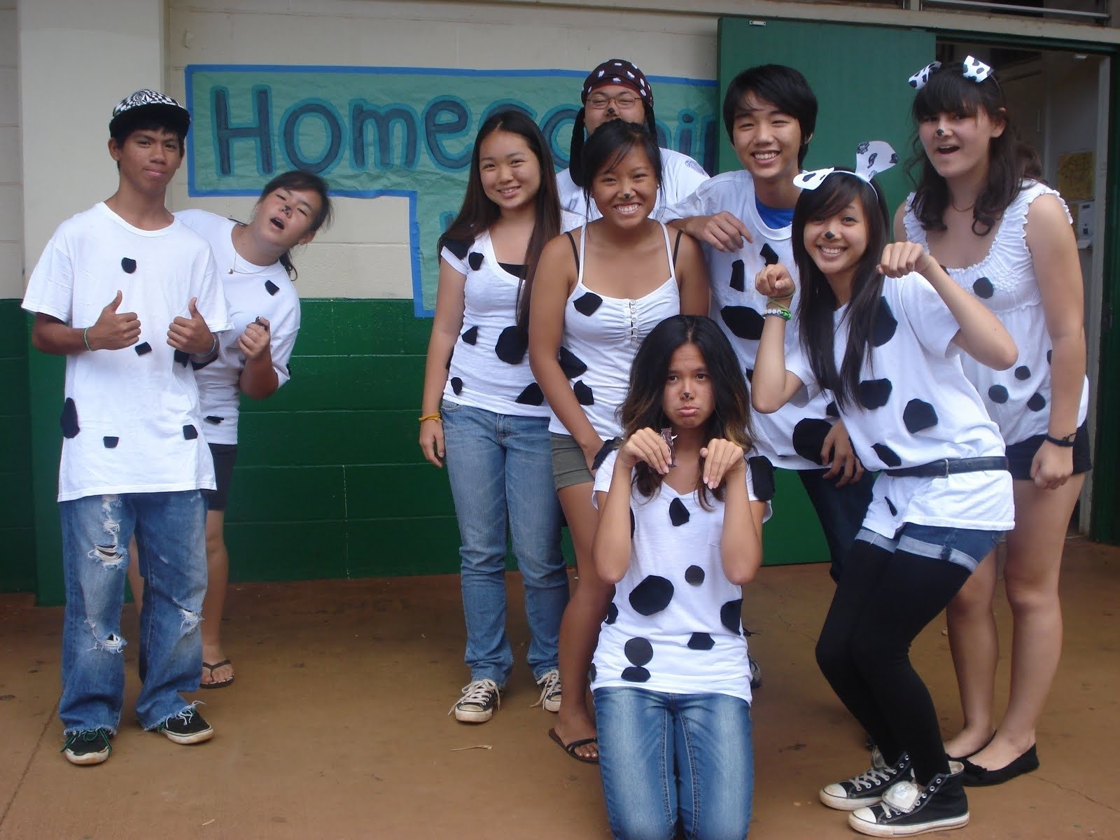 10 Cute Character Day Ideas For Girls aiea high school student activities homecoming week day 4 6 2020