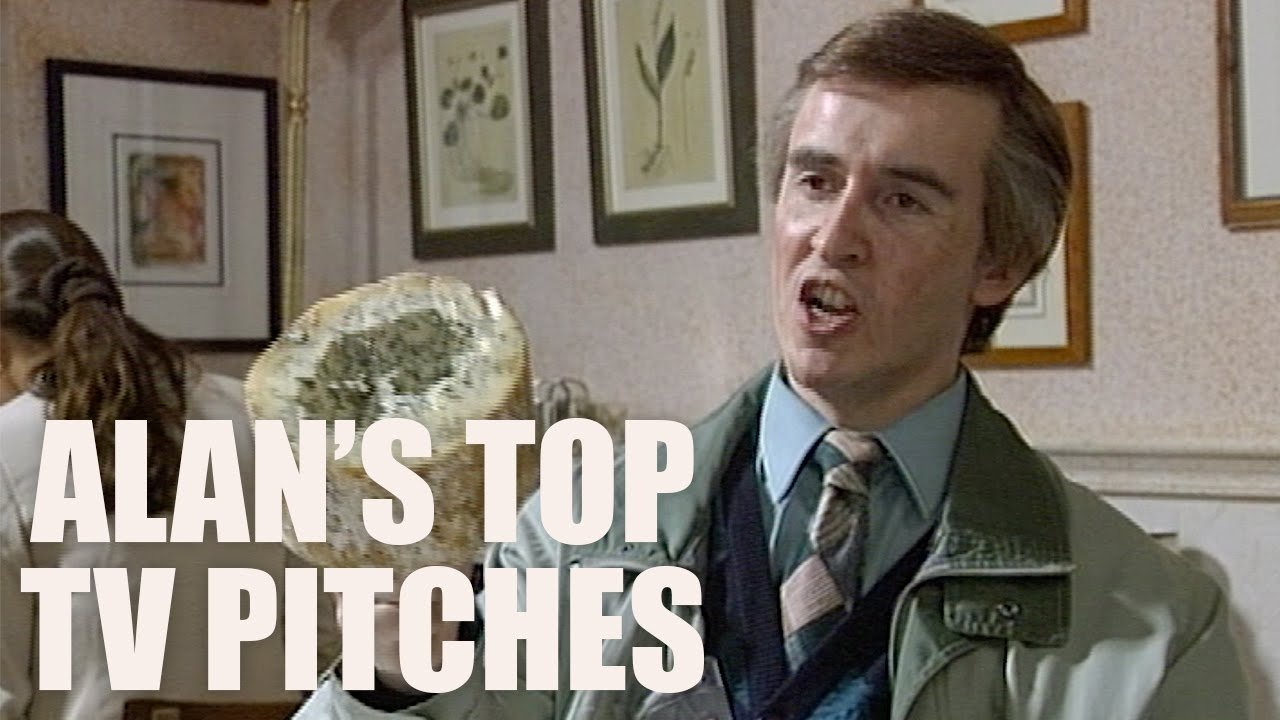10 Best How To Pitch An Idea For A Tv Show alan partridges top tv ideas alan partridge channel takeover 2 2020