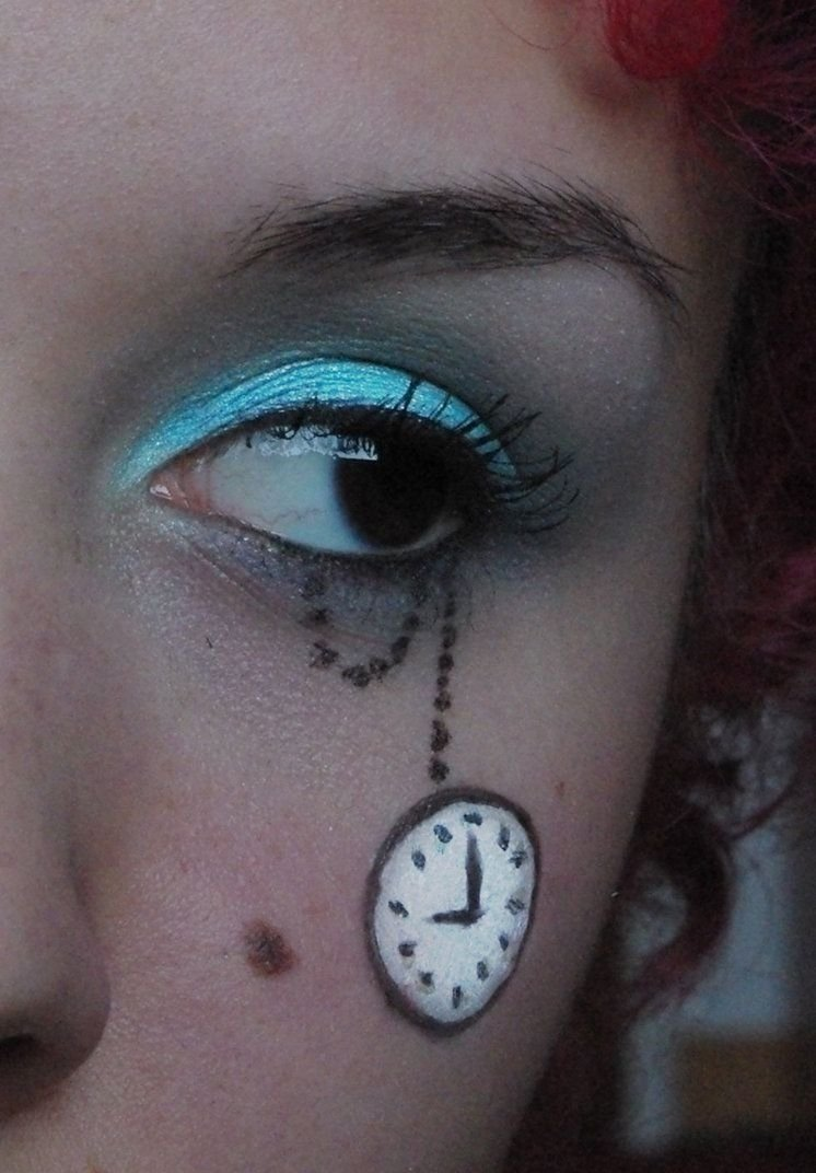 10 Great Alice In Wonderland Makeup Ideas alice in wonderland inspired eye makeup ravens alice and deviantart 2020