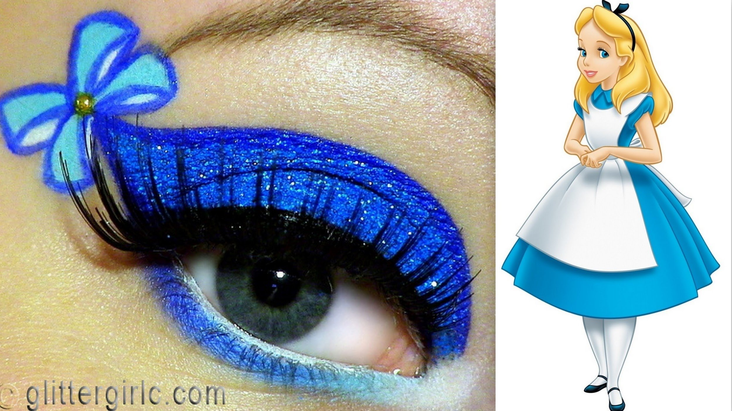 10 Great Alice In Wonderland Makeup Ideas alice in wonderland makeup tutorial youtube 2020
