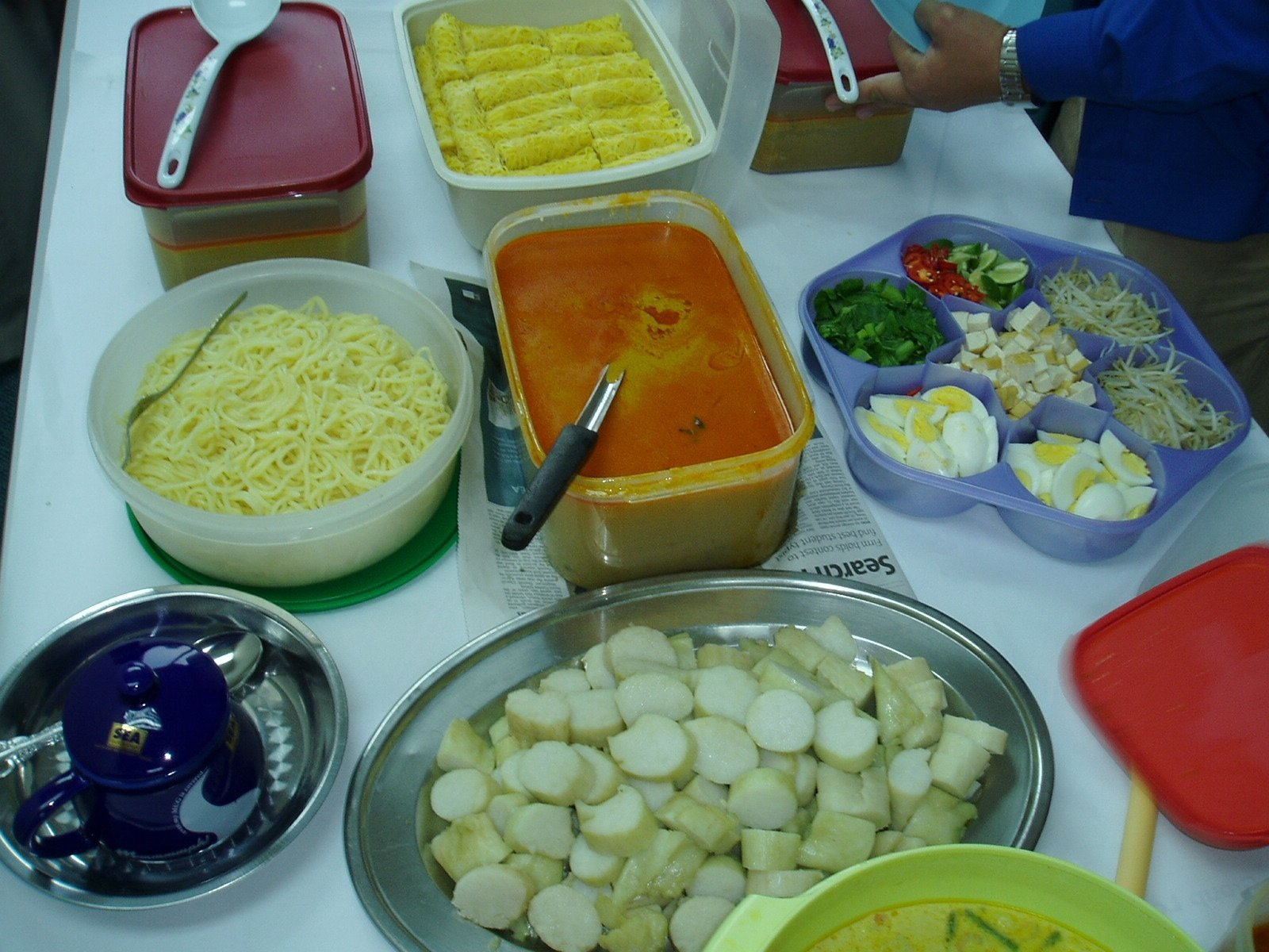 10 Cute Potluck Lunch Ideas For Work all about malaysia potluck in malaysia 2021