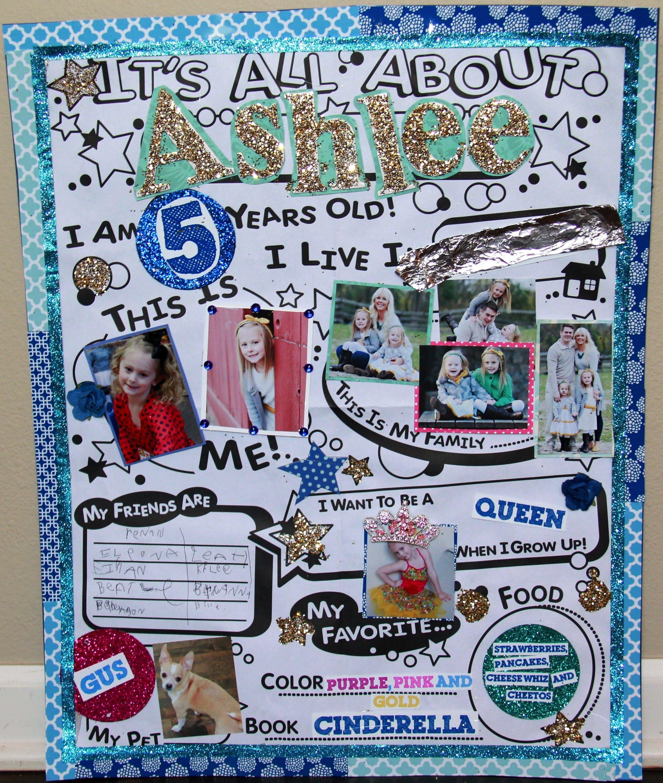 all about me poster | kid's stuff | pinterest | school, kindergarten