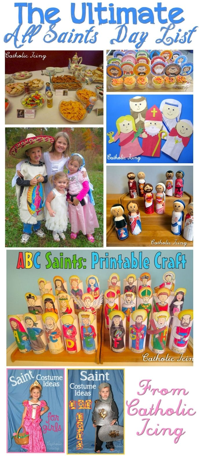 all saints' day party ideas for kids