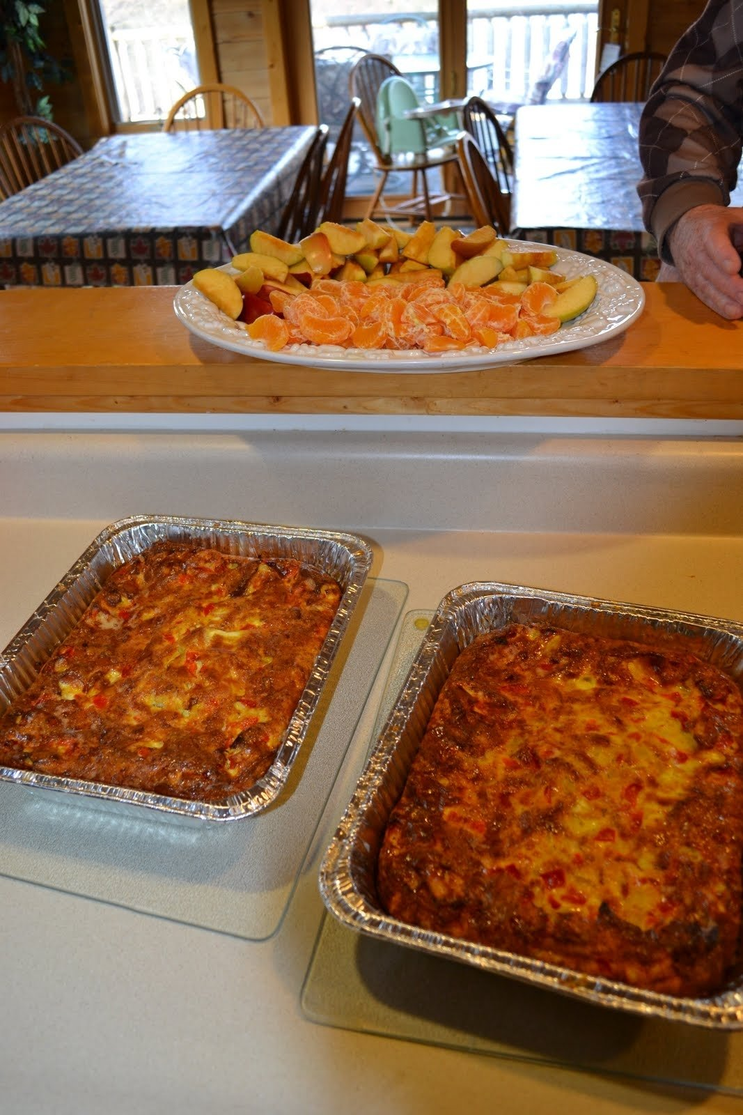 10 Nice Menu Ideas For Large Groups all things gale breakfasts in bulk easy breakfasts to feed a 16 2021
