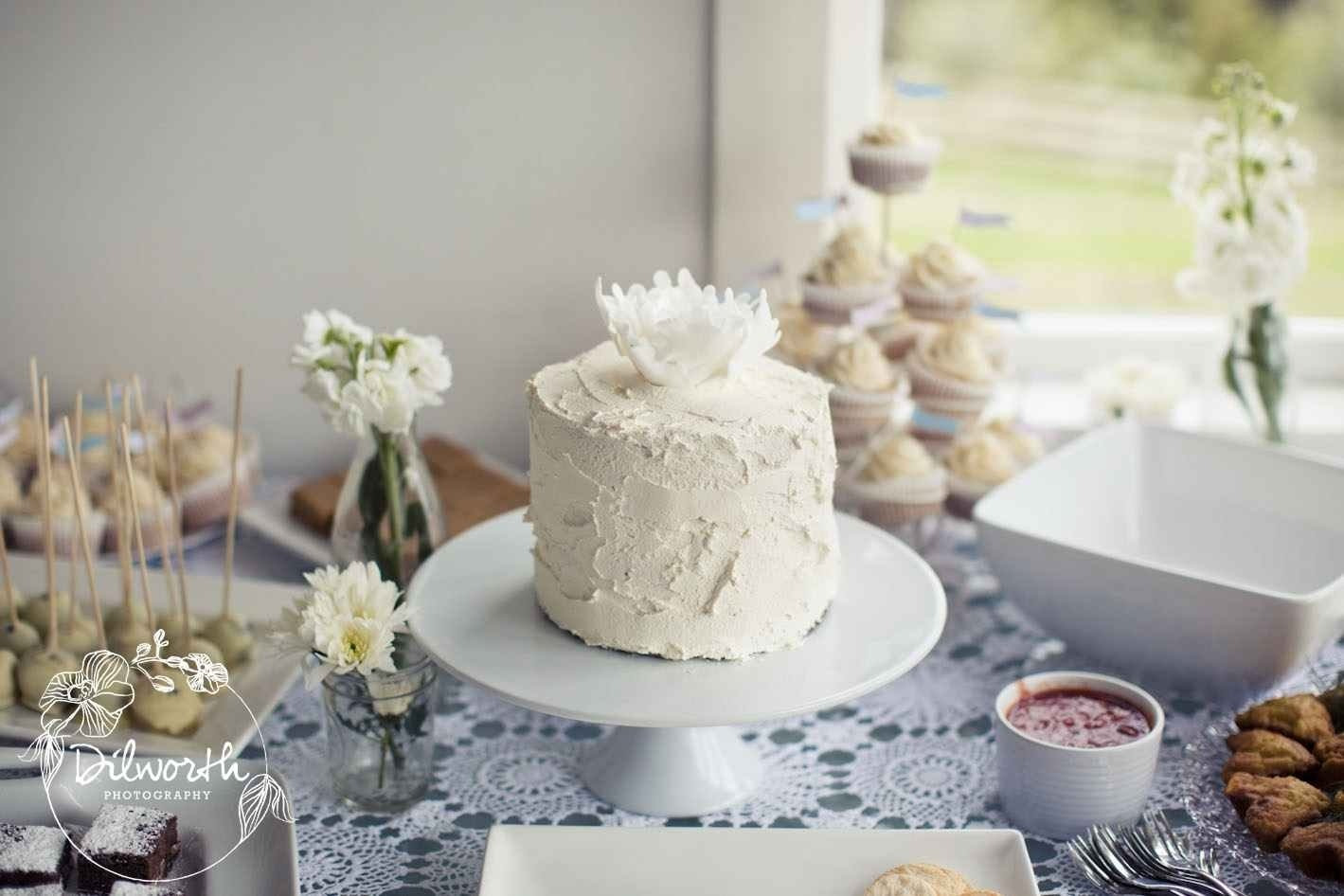 10 Amazing All White Baby Shower Ideas all white baby shower ideas baby ideas pink and white baby shower 2020