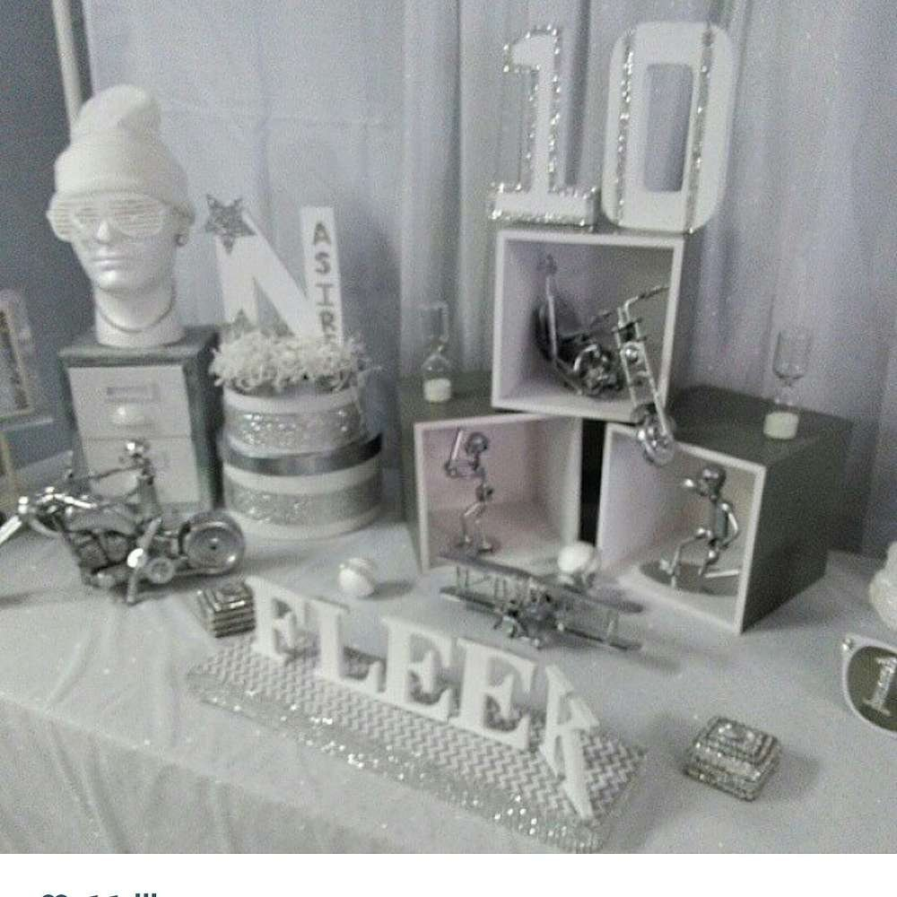 10 Wonderful All White Birthday Party Ideas all white birthday party ideas all white party birthday party ideas 2020