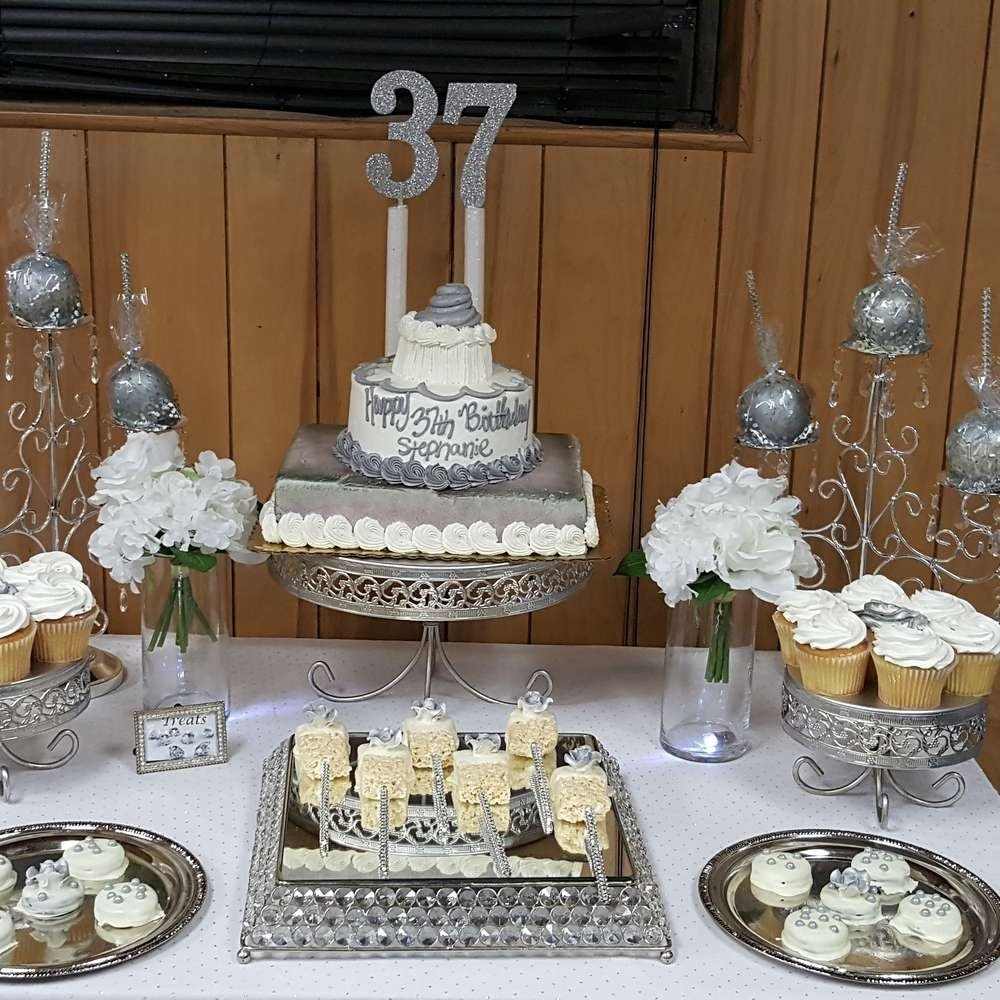 10 Wonderful All White Birthday Party Ideas all white party birthday party ideas photo 3 of 9 catch my party 2020