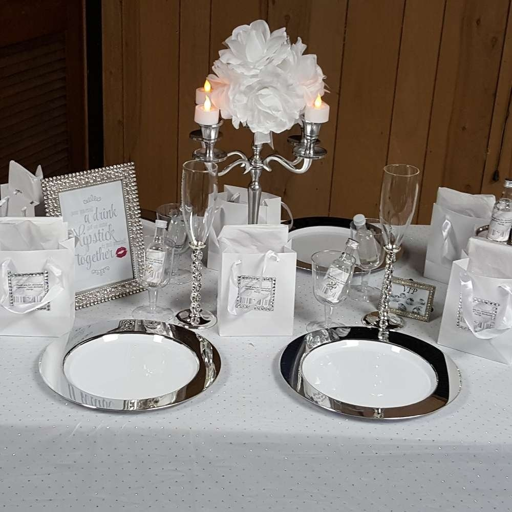 10 Wonderful All White Birthday Party Ideas all white party birthday party ideas photo 4 of 9 catch my party 2020