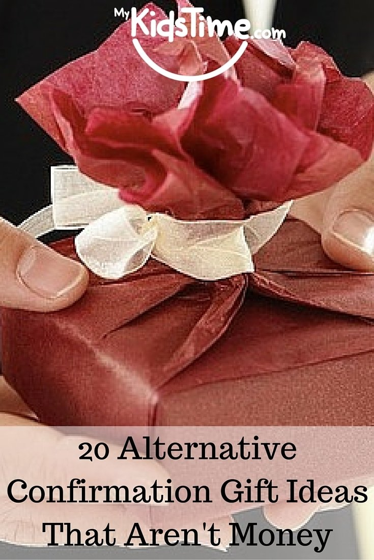 10 Awesome Confirmation Gift Ideas For Boys alternative confirmation gift ideas that arent money 2020
