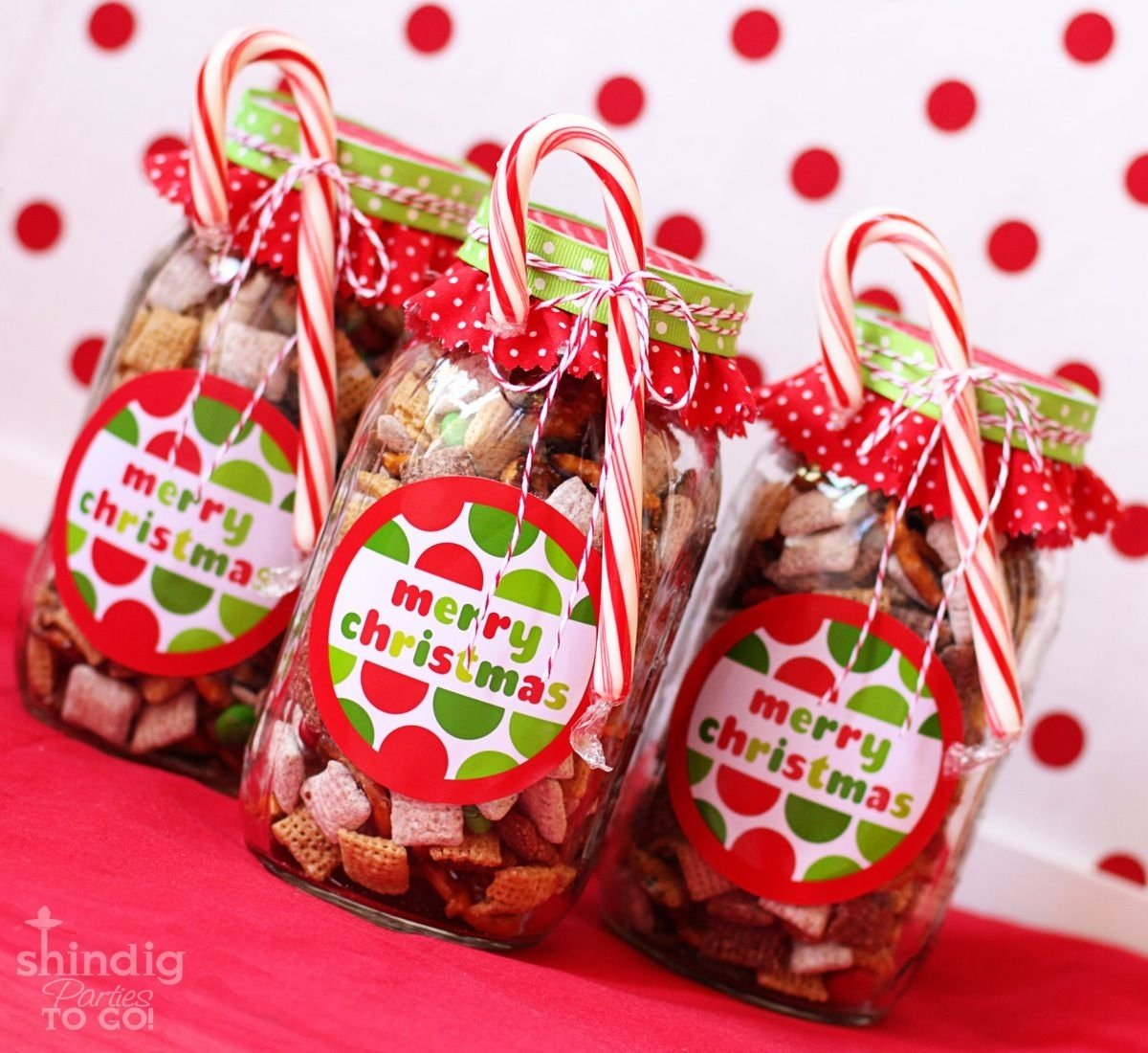 10 Great Homemade Christmas Gift Ideas For Coworkers amandas parties to go free merry christmas tags and gift idea 8 2021