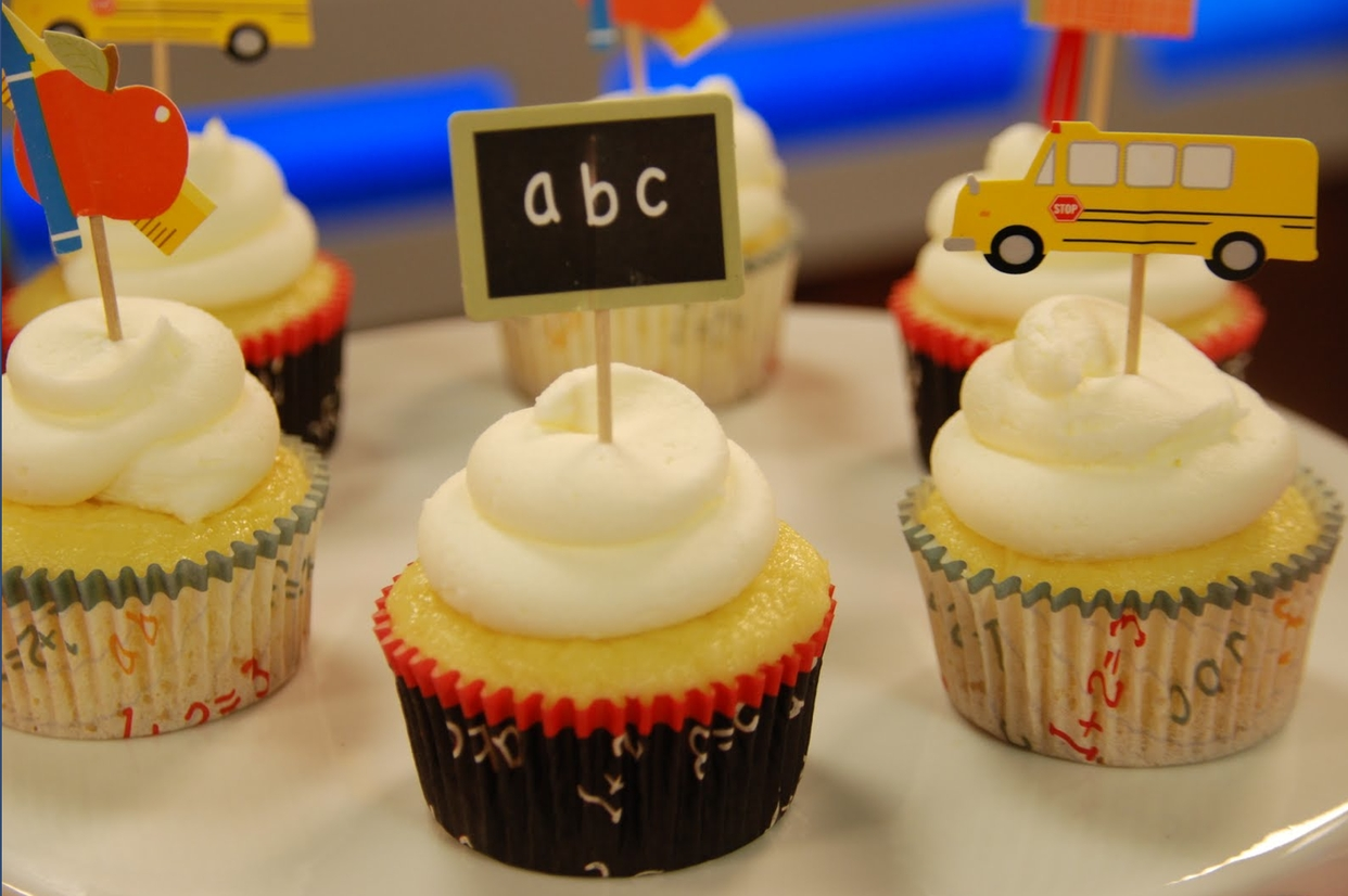 10 Lovely Back To School Cupcake Ideas amandas parties to go fun back to school freebies and ideas 2020