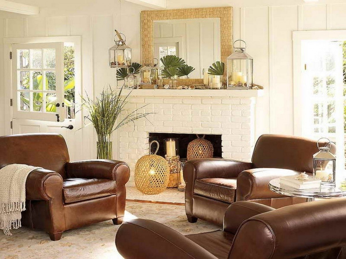 10 Stylish Brown Leather Sofa Decorating Ideas amazing 40 dark brown leather sofa decorating ideas decorating with 2020