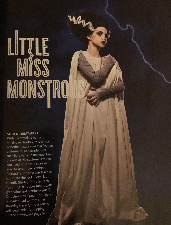 10 Amazing Martha Stewart Halloween Costume Ideas amazing bride of frankenstein diy costumemartha stewart living 1 2020