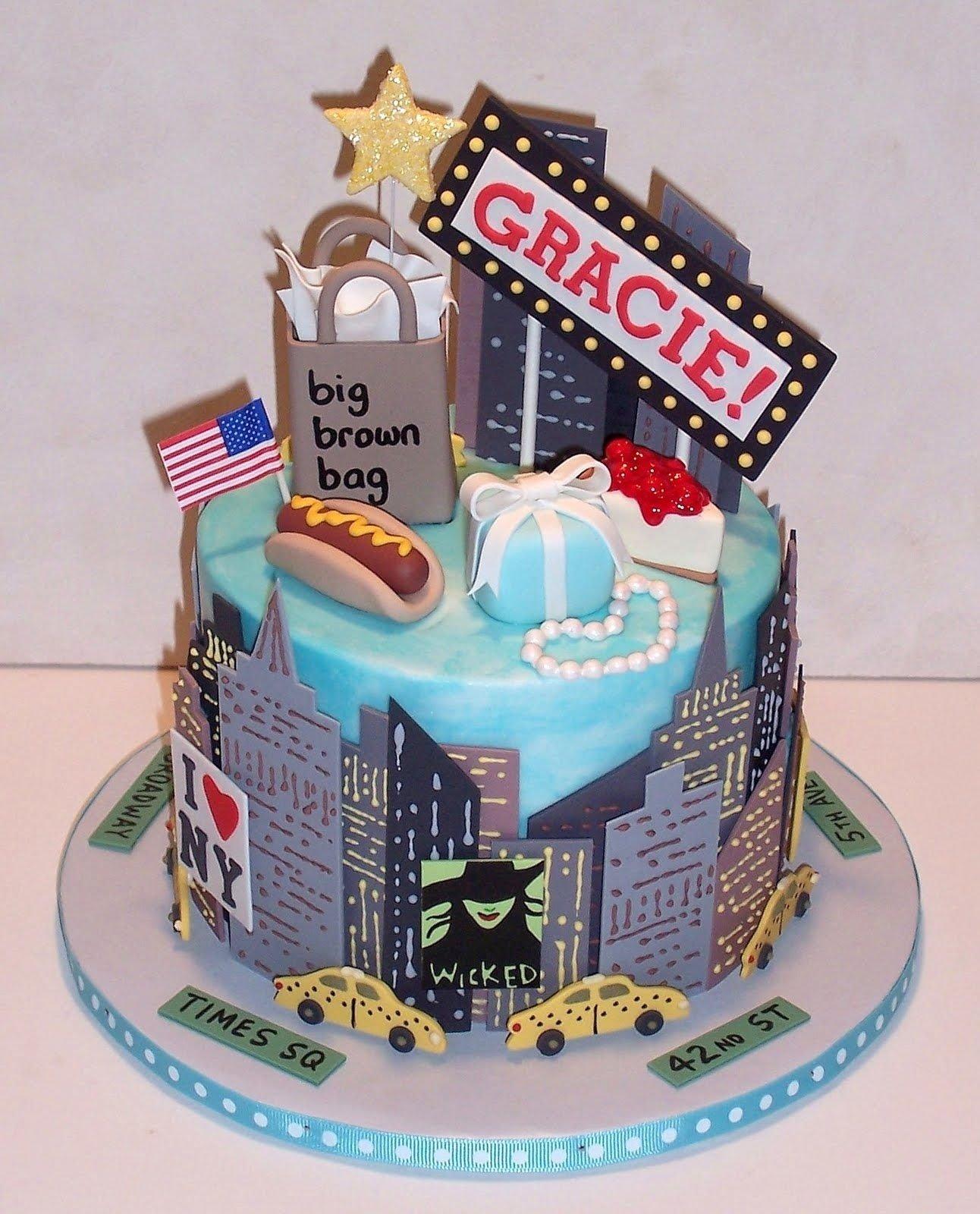 10 Great New York City Birthday Ideas