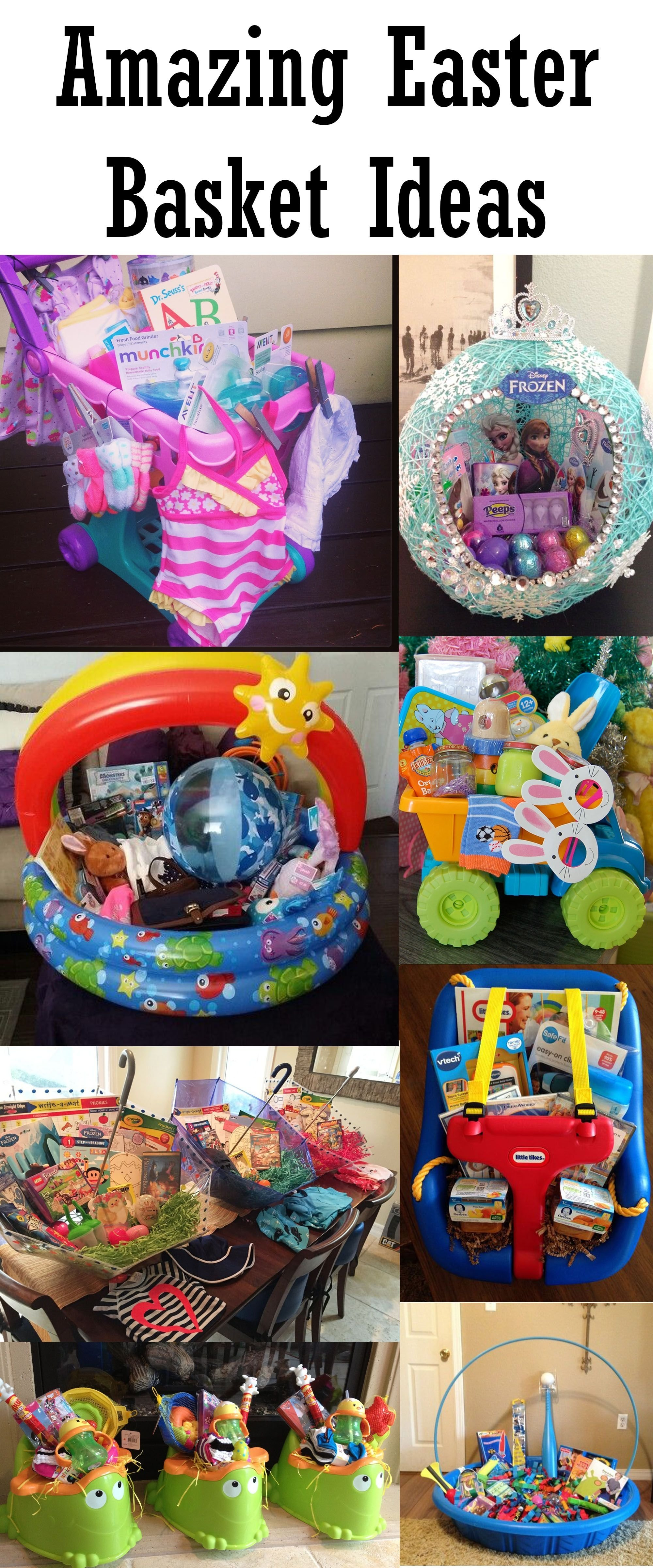 10 Famous Easter Basket Ideas For Toddlers amazing easter basket ideas basket ideas easter baskets and easter 9 2020