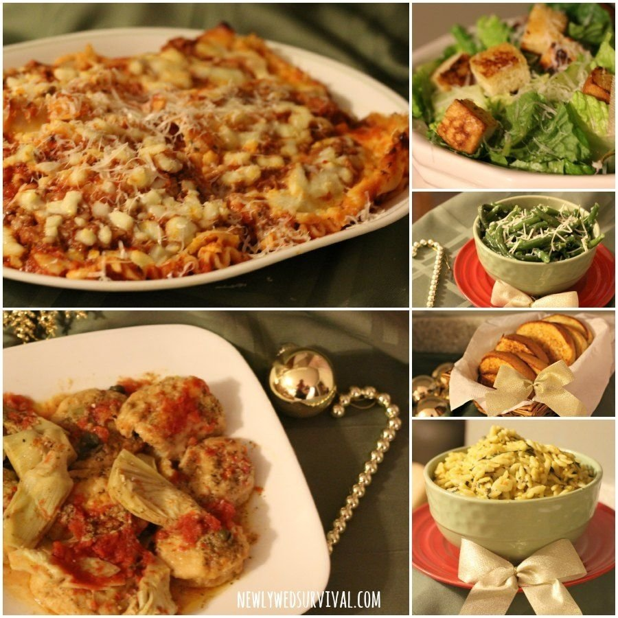 amazing easy italian dinner party menu ideas featuring michael
