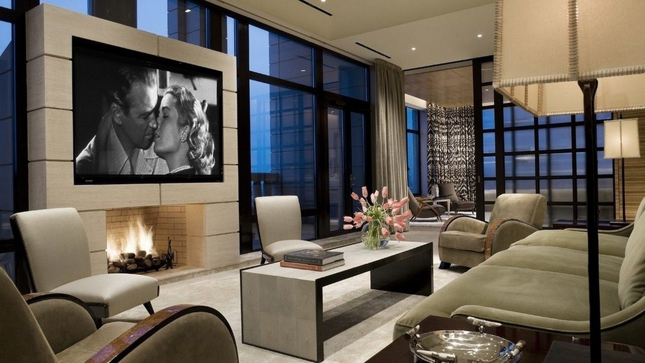 10 Trendy Family Room Ideas With Tv amazing family room ideas with tv and fireplace youtube