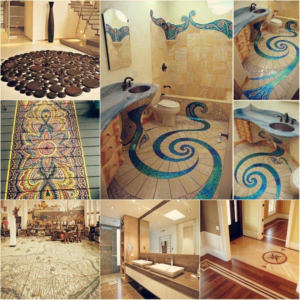 amazing floor design ideas for homes indoor and outdoor | [diy] do