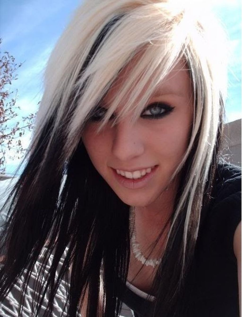 10 Best Blonde And Black Hair Color Ideas amazing hair color ideas blonde with black underneath u sandefur 1 2020