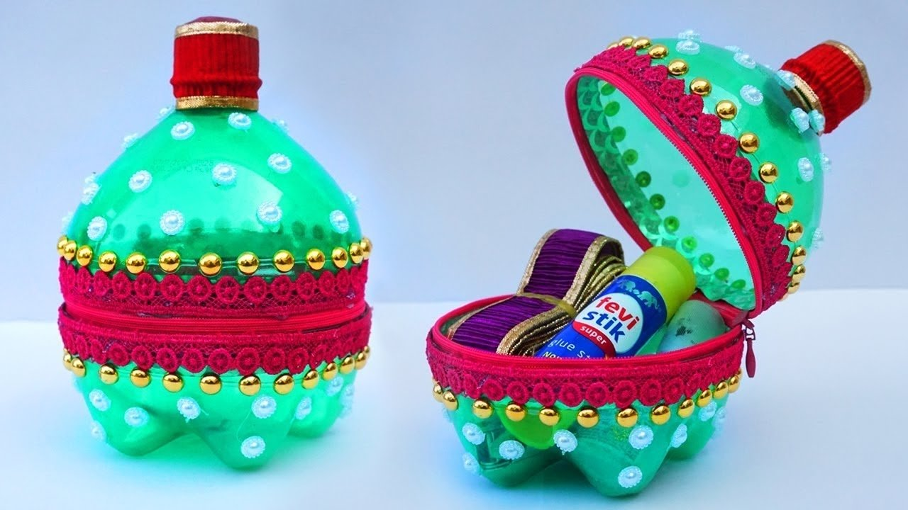 10 Attractive Best Out Of Waste Ideas amazing idea from plastic bottle easy best out of waste plastic