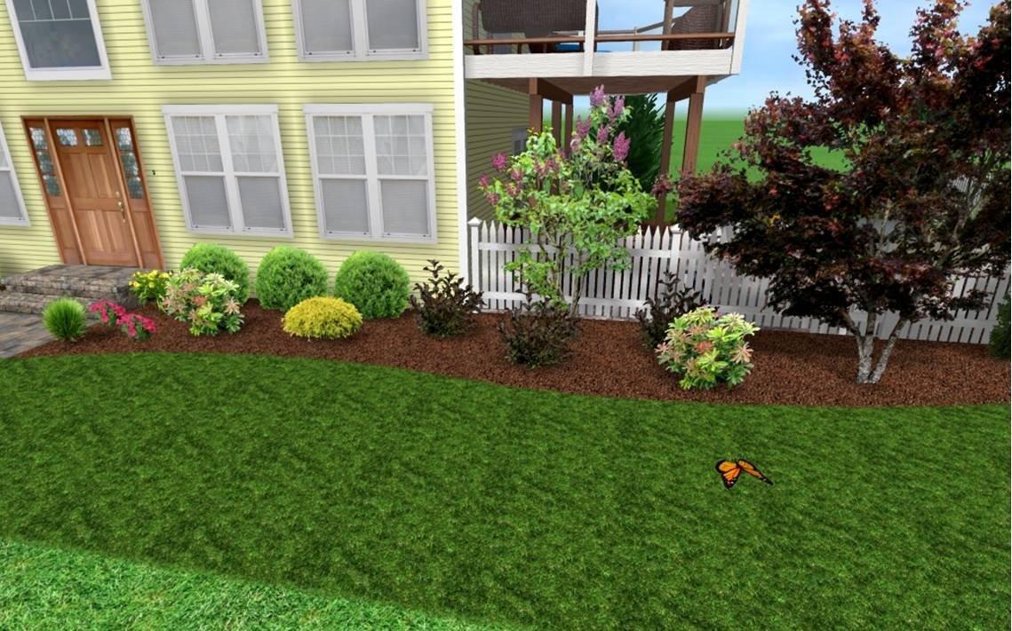 10 Attractive Low Maintenance Landscaping Ideas For Front Yard amazing landscape ideas for front yard low maintenance images 1 2021