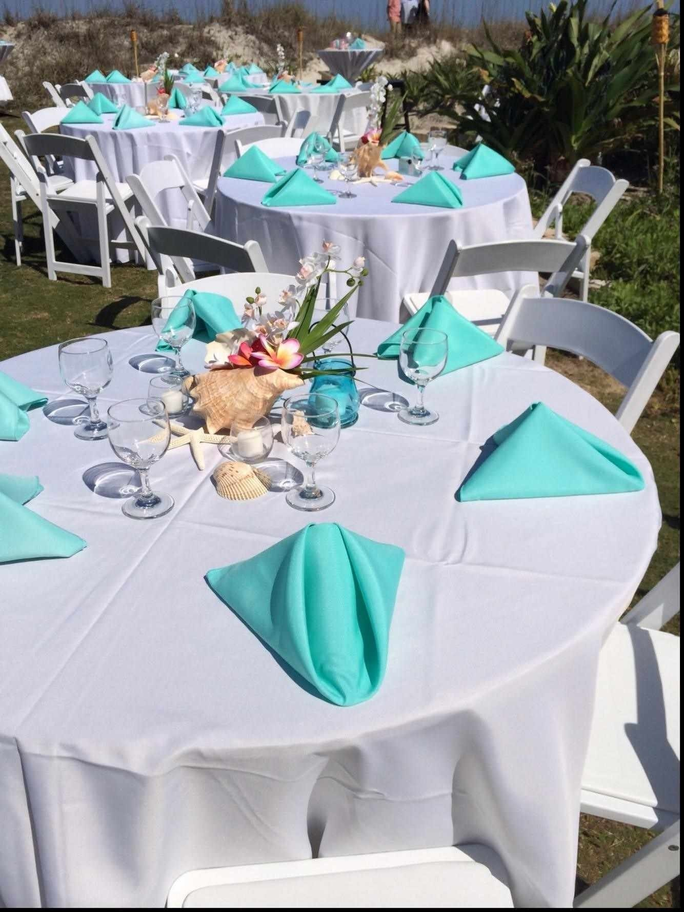 10 Stylish Beach Theme Wedding Reception Ideas