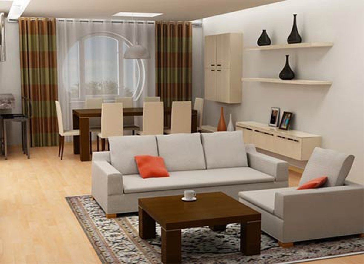 10 Fashionable Design Ideas For Small Living Rooms amazing of beautiful small living room and dining room id 3955 2020