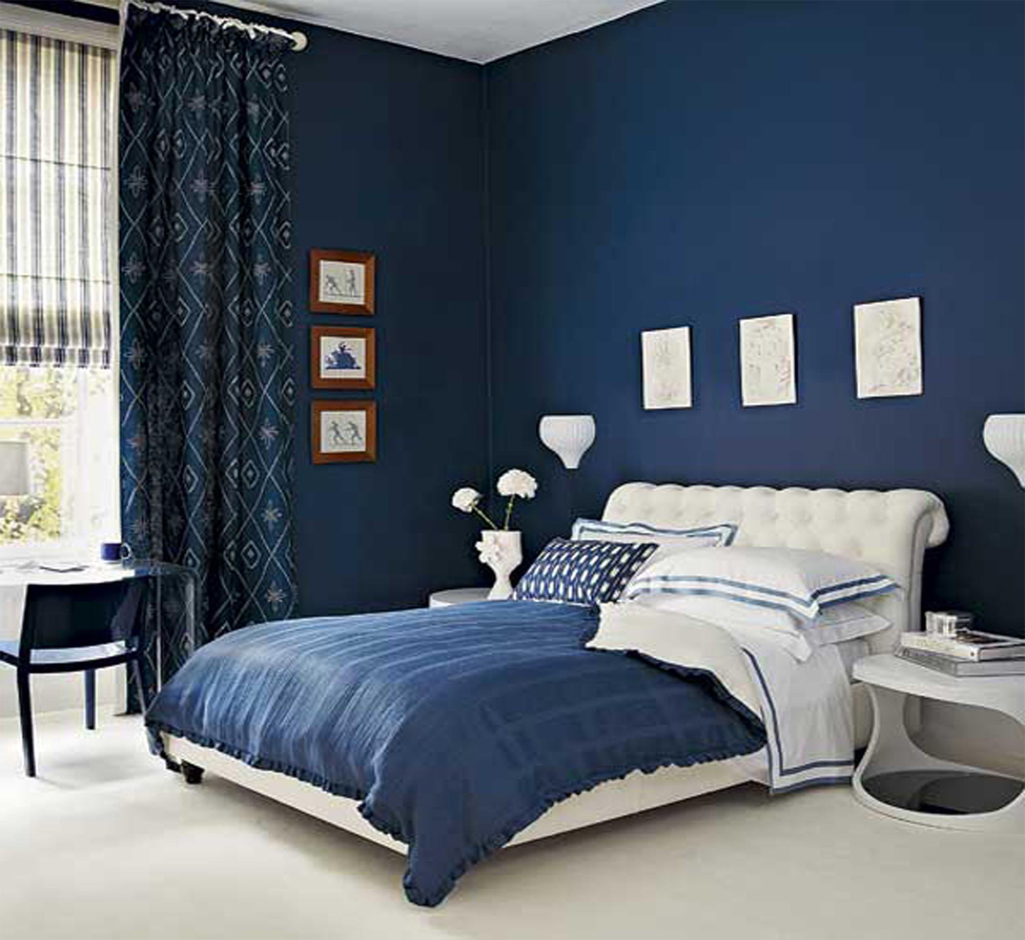 10 Amazing Black And Blue Bedroom Ideas amazing of navy blue and black bedroom ideas with blue be 3349 2020