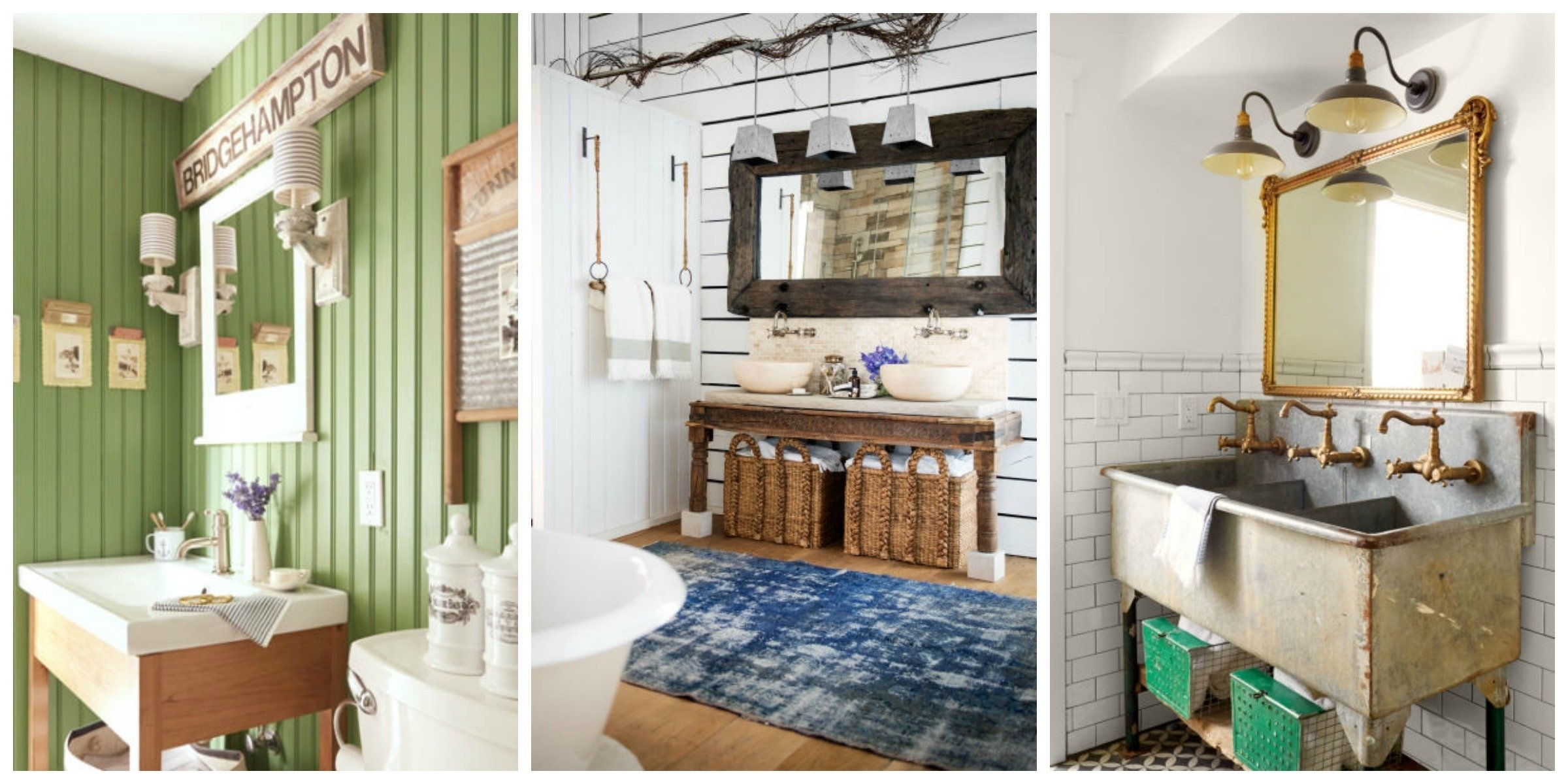 10 Stylish Ideas For Decorating A Bathroom amazing of simple picmonkey collage from bathroom decor 2386 2020