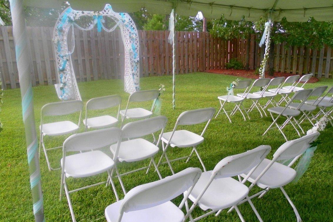 10 Cute Backyard Wedding Ideas For Summer amazing of small wedding ideas backyard wedding reception simple