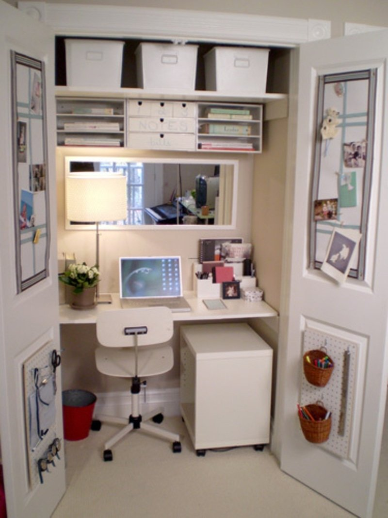 10 Amazing Home Office Ideas For Small Spaces amazing of top small space home office for small office d 5856 2021