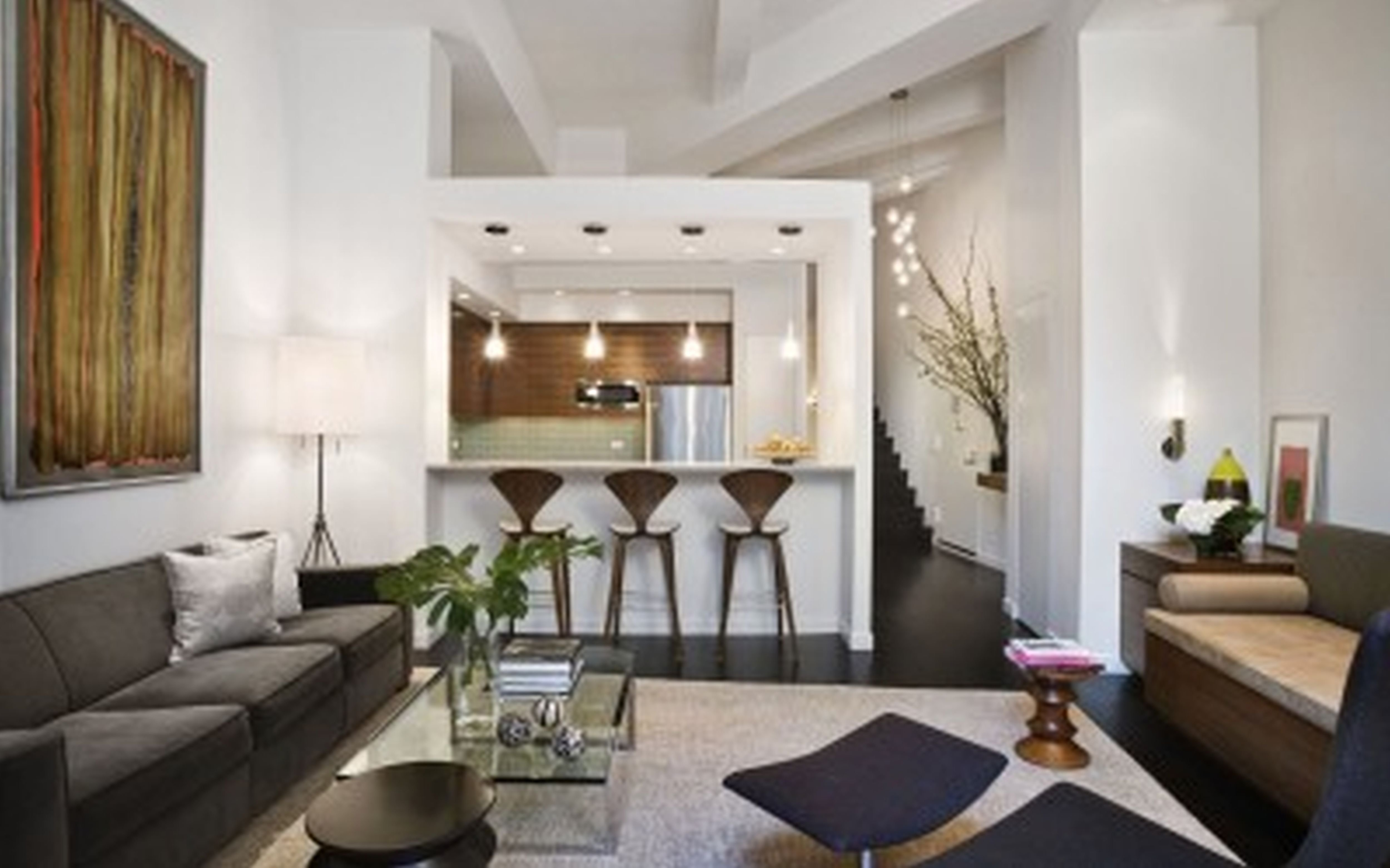 10 Pretty Decorating Ideas For Studio Apartments amazing of trendy apartments living room wall decor ideas 4720 2020