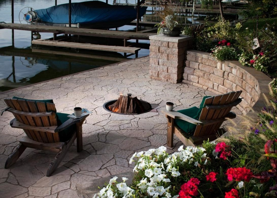 10 Best Fire Pit Ideas Outdoor Living amazing paver fire pit ideas outdoor living simple backyard how to 2020