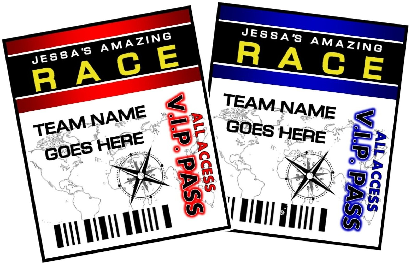 10 Stylish Amazing Race Ideas For Kids amazing race party supplies and invitations 2 2021