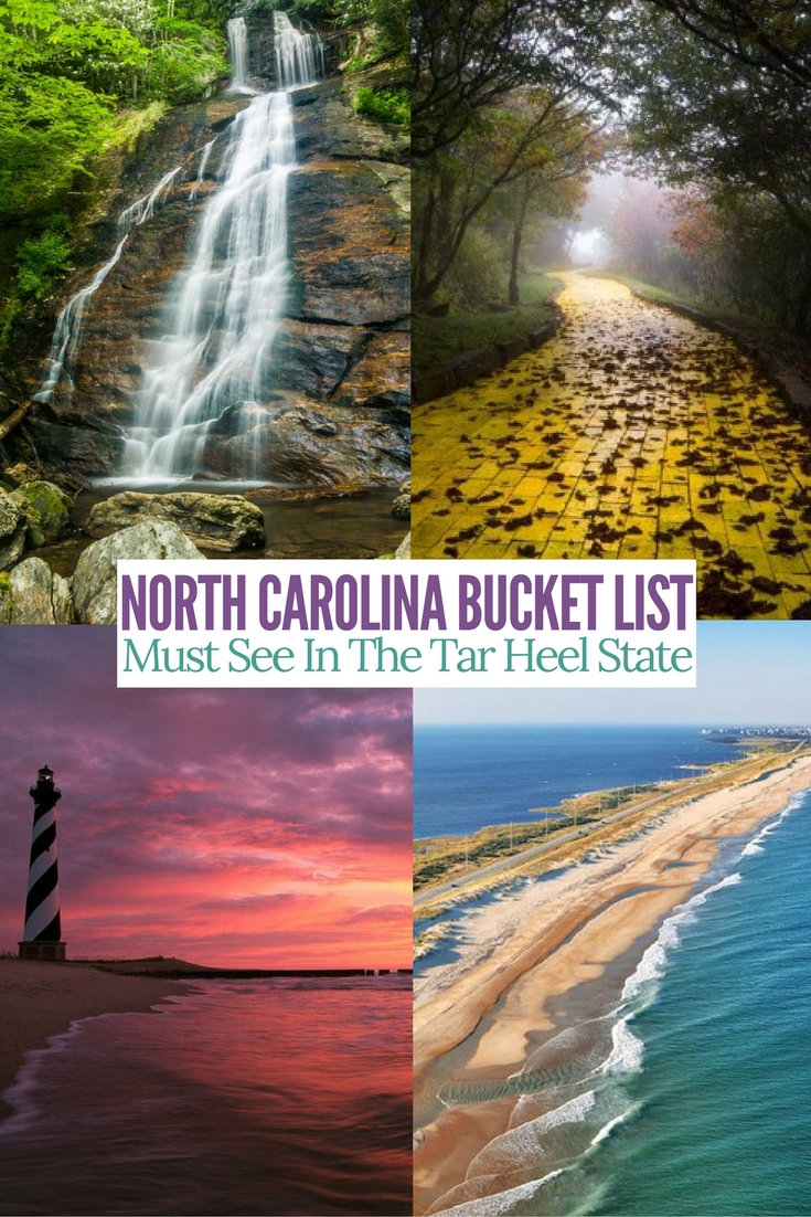 amazing sites to see in north carolina. must add these to your