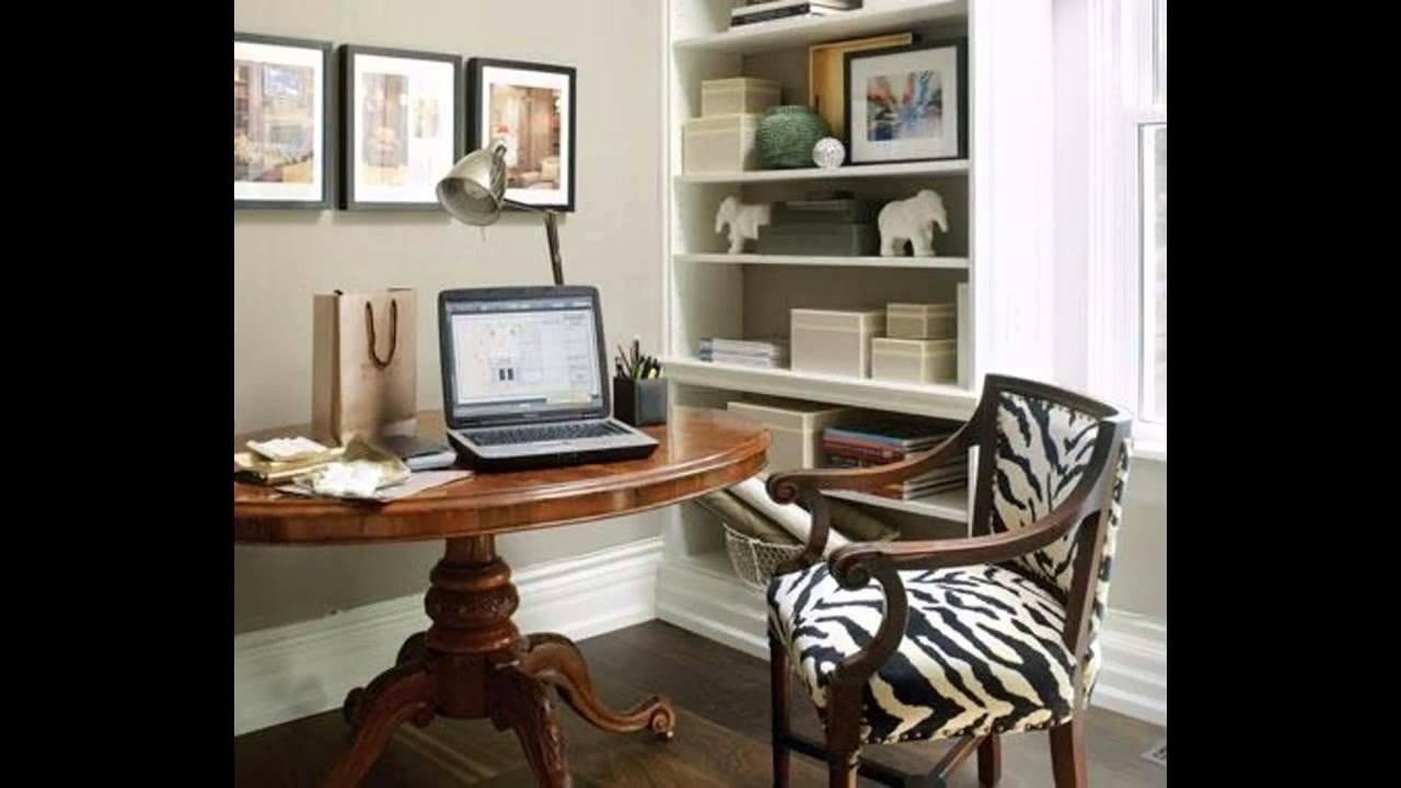 amazing small office decorating ideas - youtube