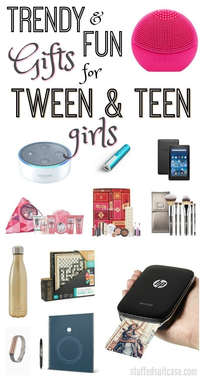10 Gorgeous Good Gift Ideas For Teenage Girls amazing tween and teen christmas list gift ideas theyll love 2 2020