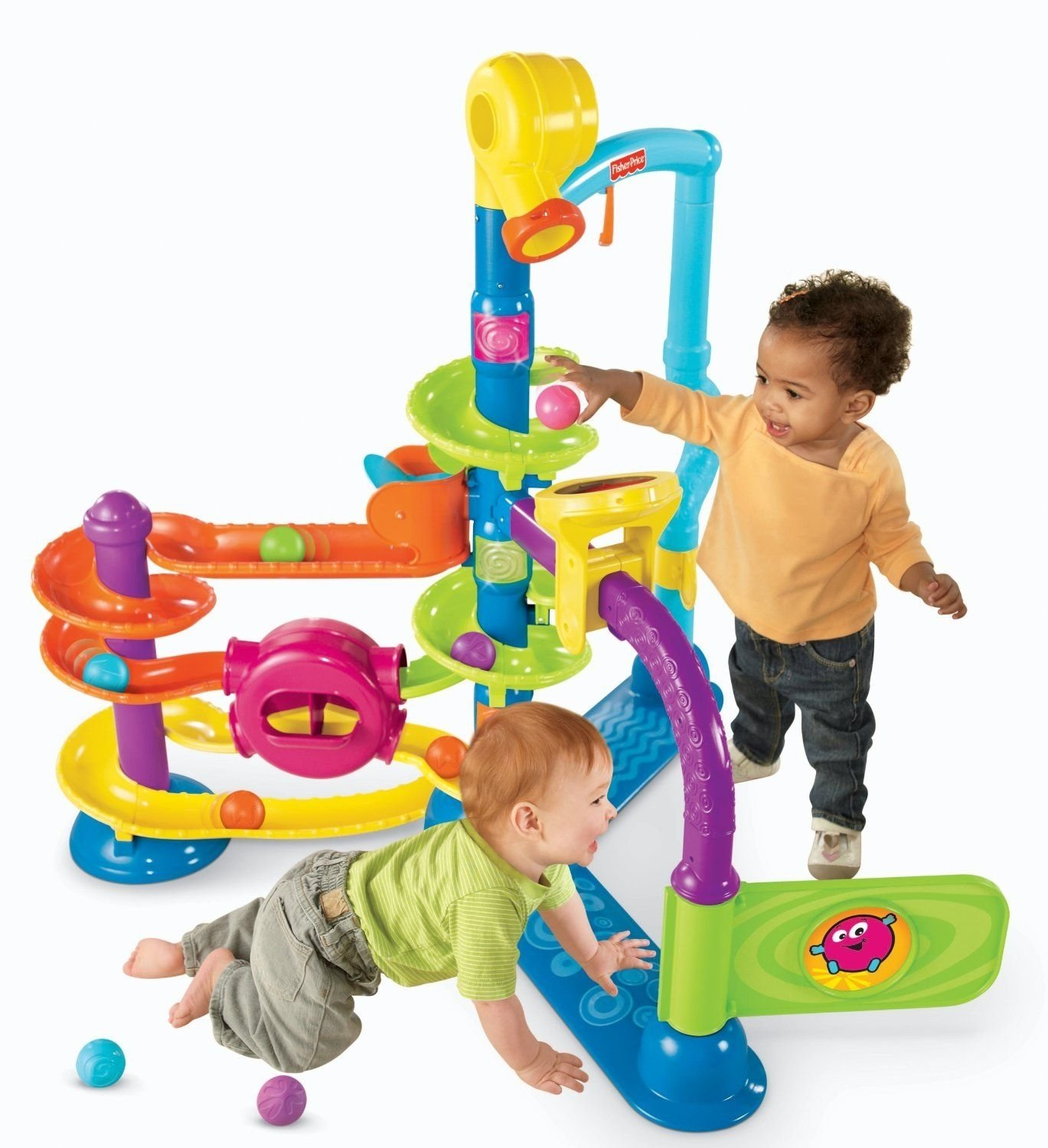 amazon: fisher-price cruise and groove ballapalooza: toys