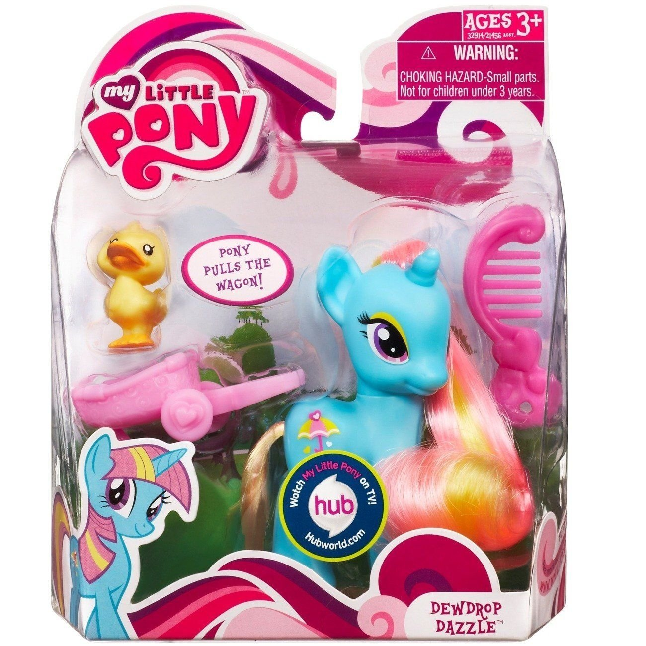 10 Gorgeous My Little Pony Gift Ideas amazon my little pony basic figure dewdrop dazzle with animal