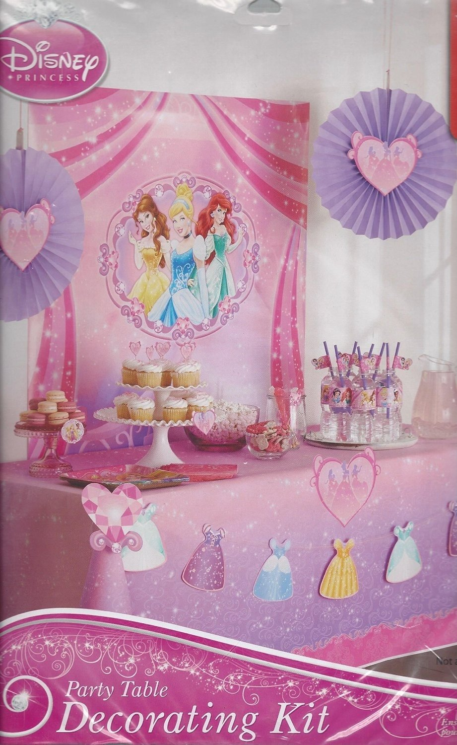 10 Beautiful Disney Princess Birthday Party Ideas amazonsmile disney princess party decorating kit toys games 2020
