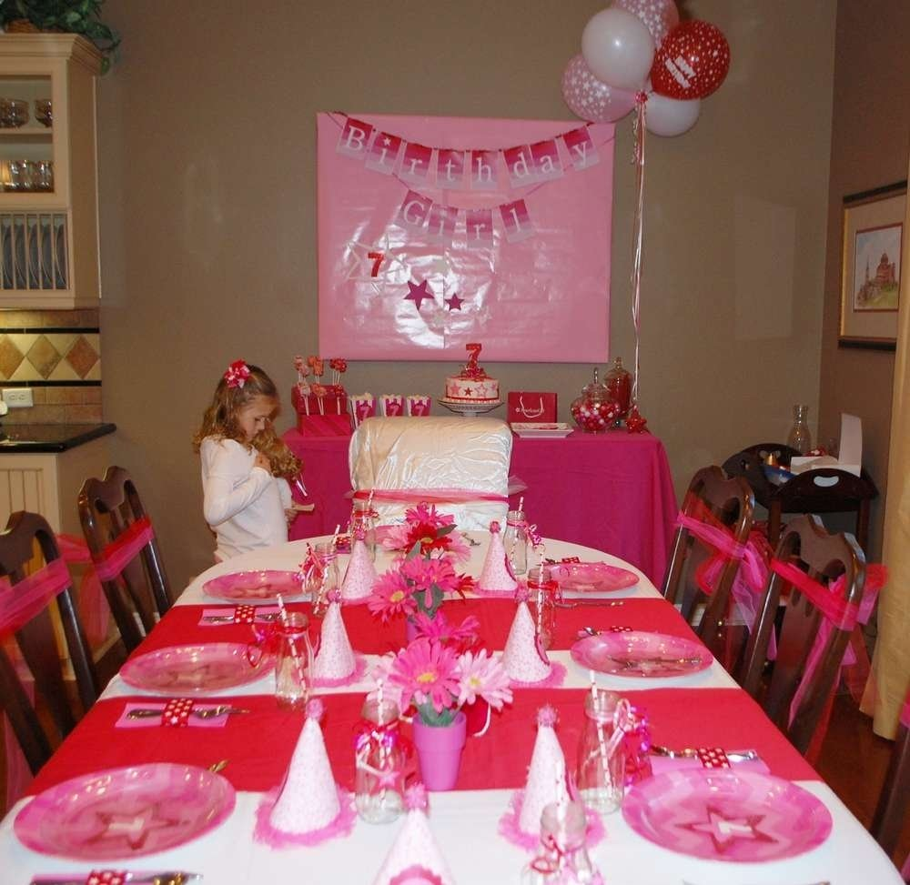 10 Attractive American Girl Doll Party Ideas american girl birthday party ideas photo 1 of 38 catch my party