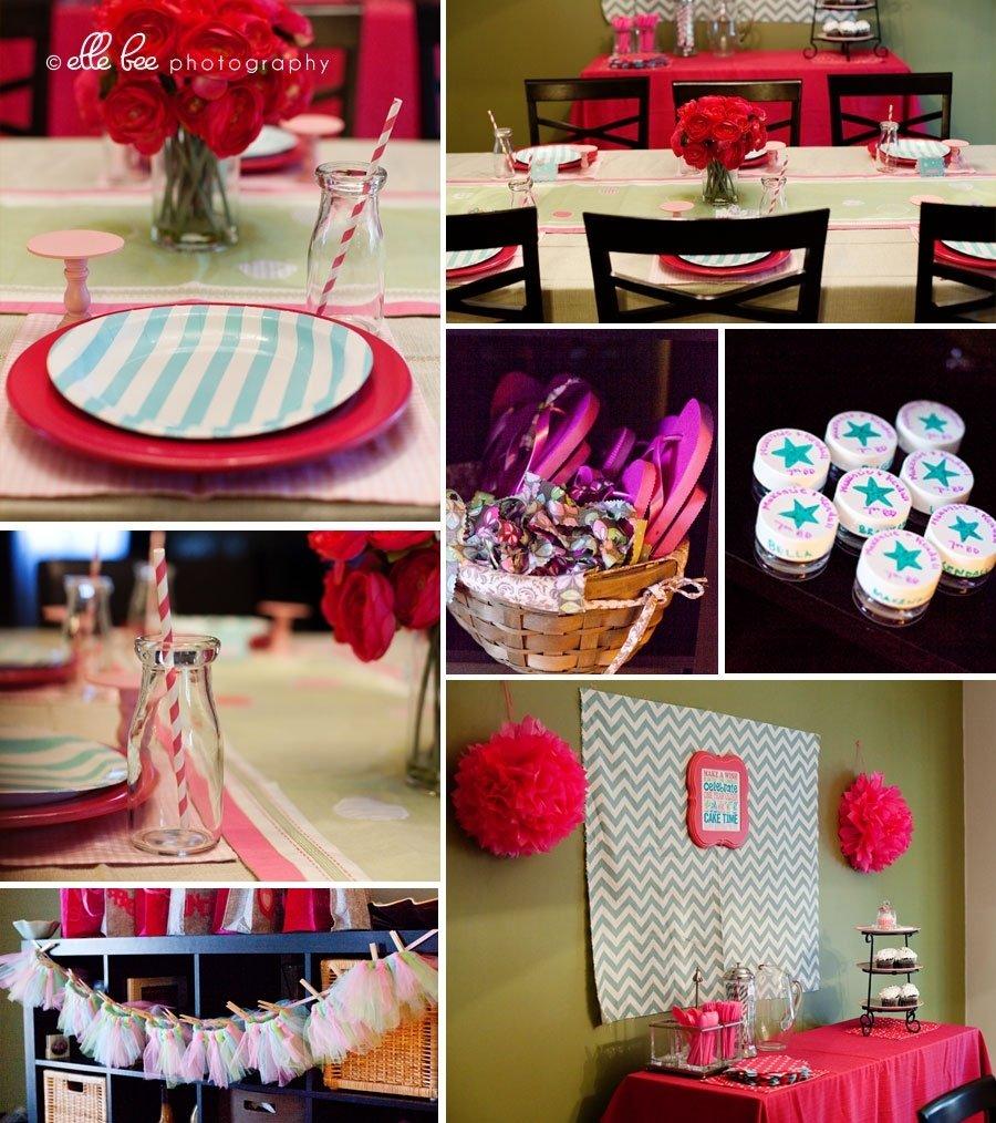 10 Attractive American Girl Doll Party Ideas american girl sleepover birthday party altoona photographer elle