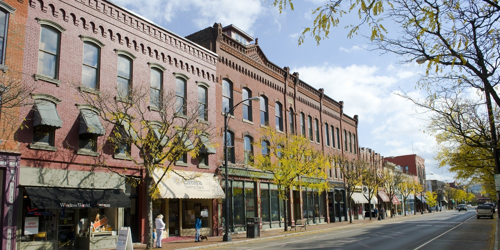10 Unique Business Ideas For A Small Town americas best small towns according to rand mcnally huffpost 2020