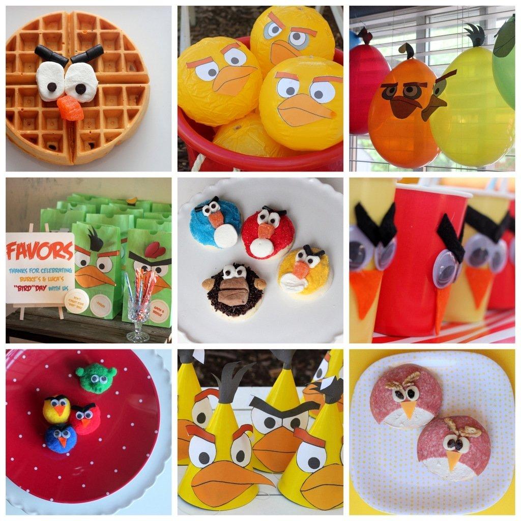 10 Fabulous Angry Birds Birthday Party Ideas an angry birds birthday party for burke 2020