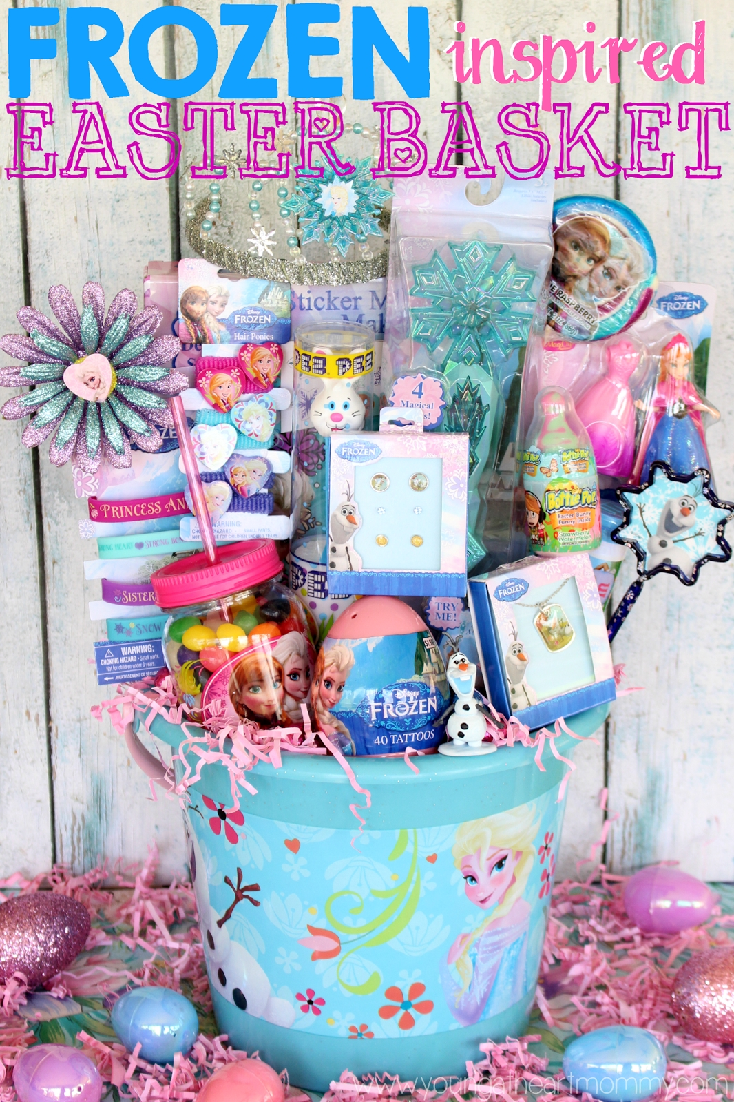 10 Ideal Ideas For Easter Basket Stuffers an easter basket fit for a frozen queen young at heart mommy 2020