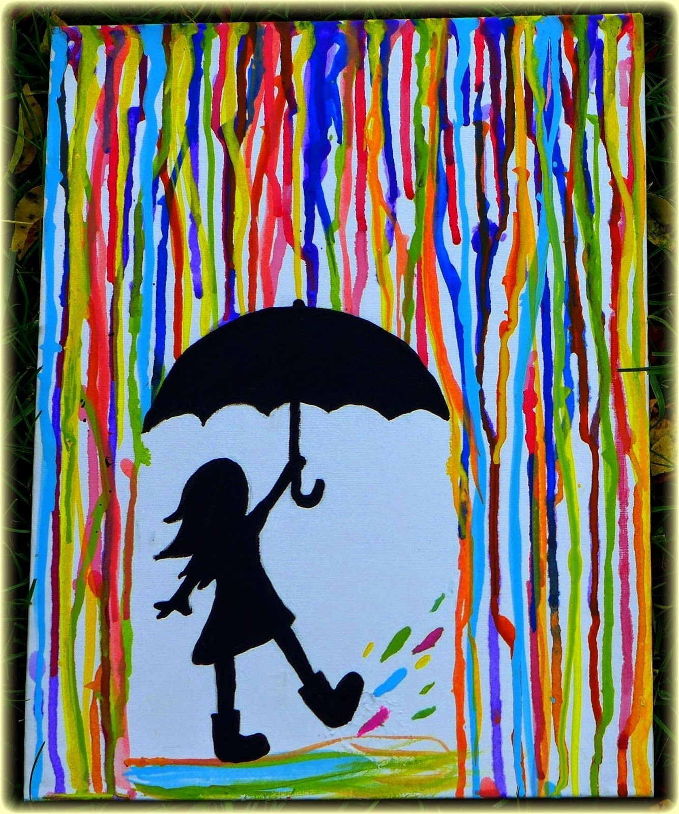 10 Ideal Easy Painting Ideas On Canvas an easy acrylic painting for beginners harlie pinterest 1 2020