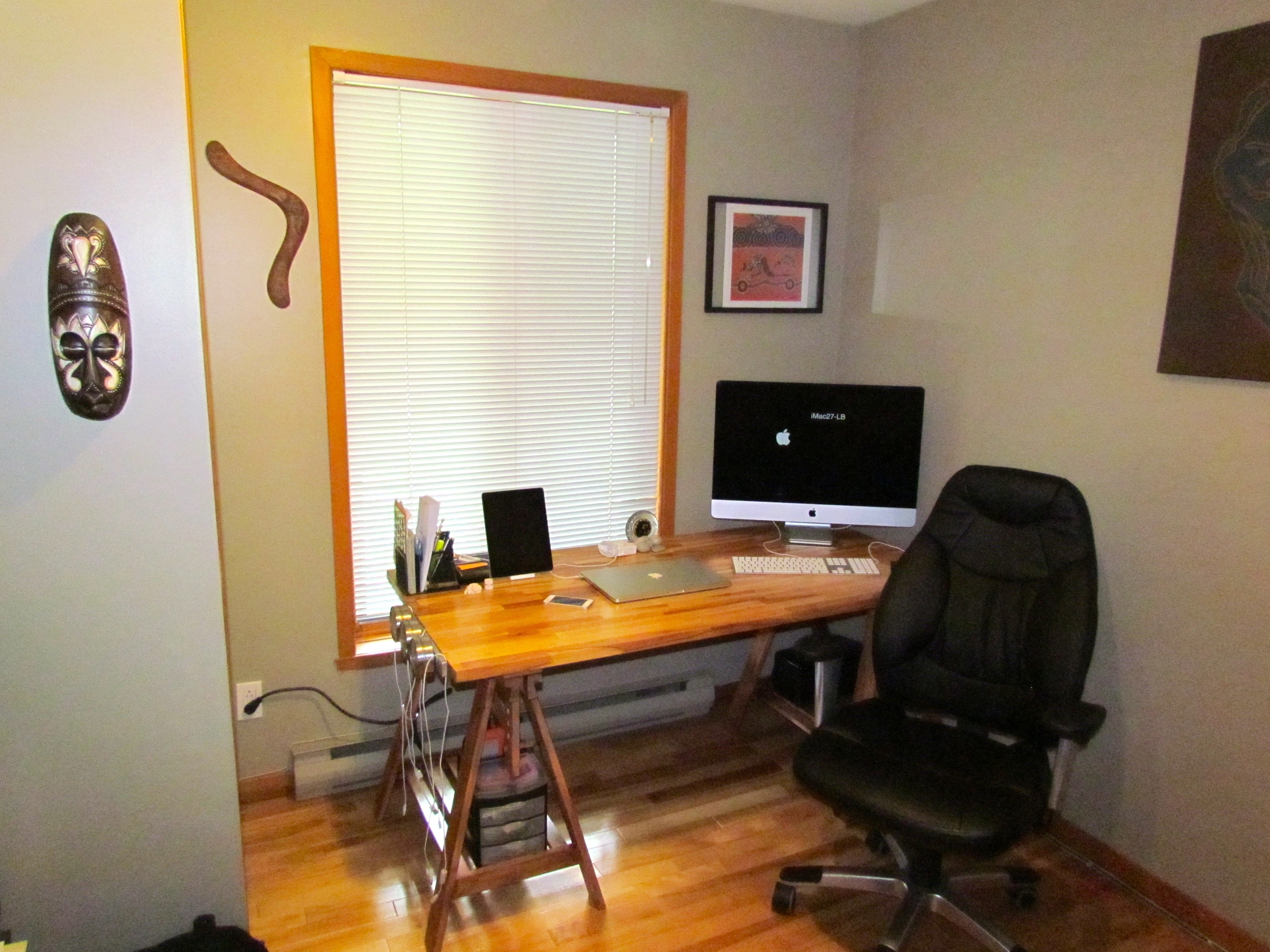 10 Most Popular Work From Home Ideas 2013 an uncluttered and efficient new home working desk ruminating 2020
